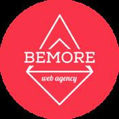 bemore-circle-white-210